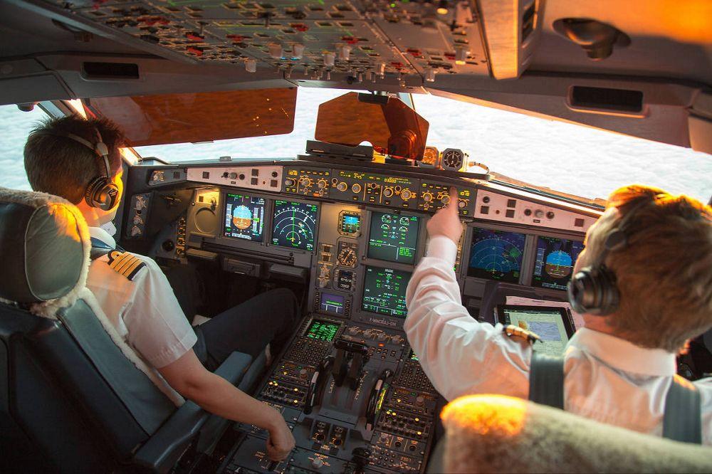 Pilot Flight Crew Training