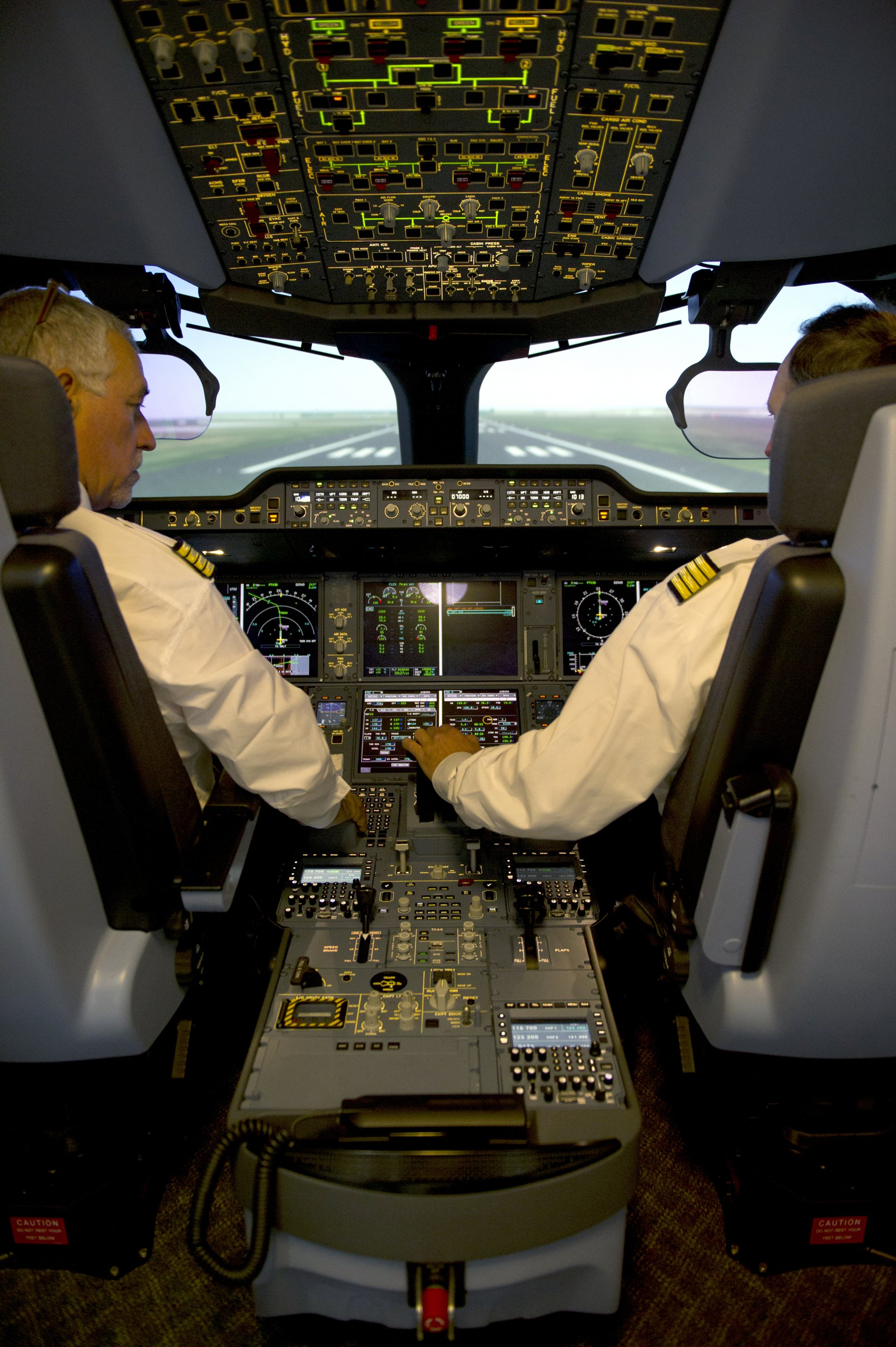 Pilot Flight Crew Training
