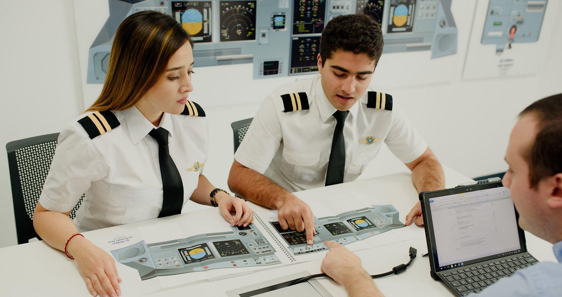 Pilot Cadet Training Programme