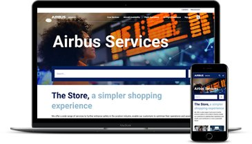 Airbus Services Store  Devices