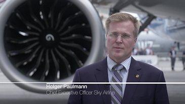 Holger Paulmann CEO SKY Airline