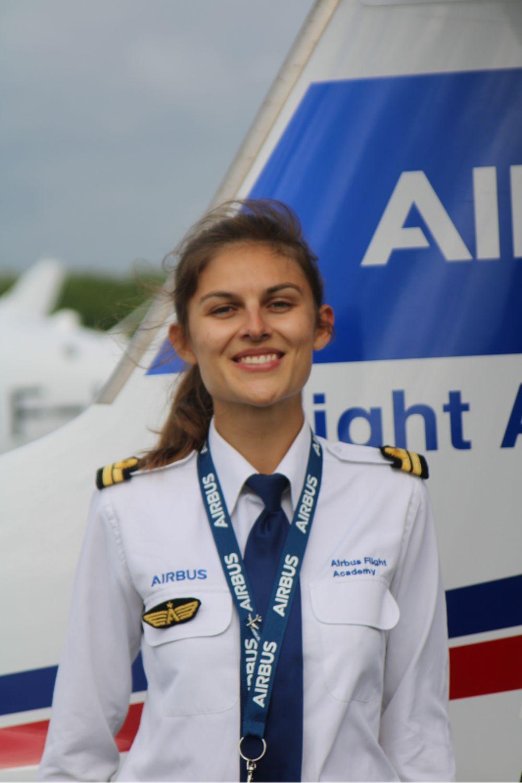 Zoe_Pilot_Cadet_Training