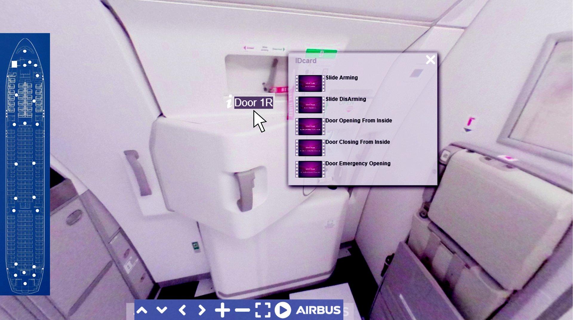 360° Virtual Cabin
