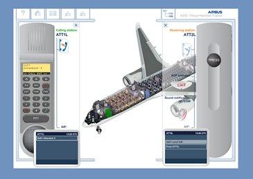 Virtual Handset Trainer