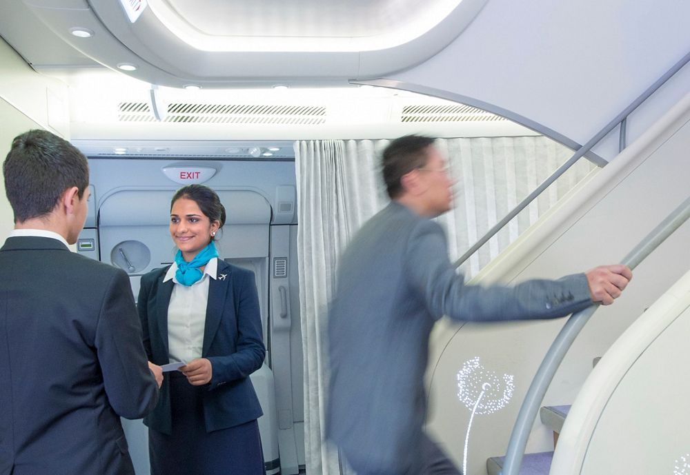 Cabin Crew Training Suites