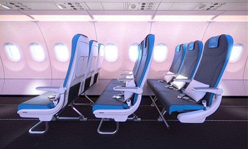 A320 Smart Cabin Reconfiguration