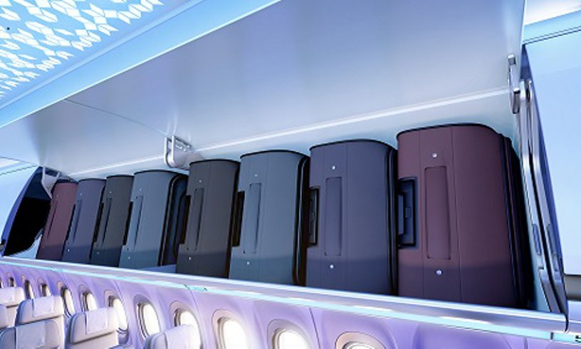 Airspace XL Bins for A320