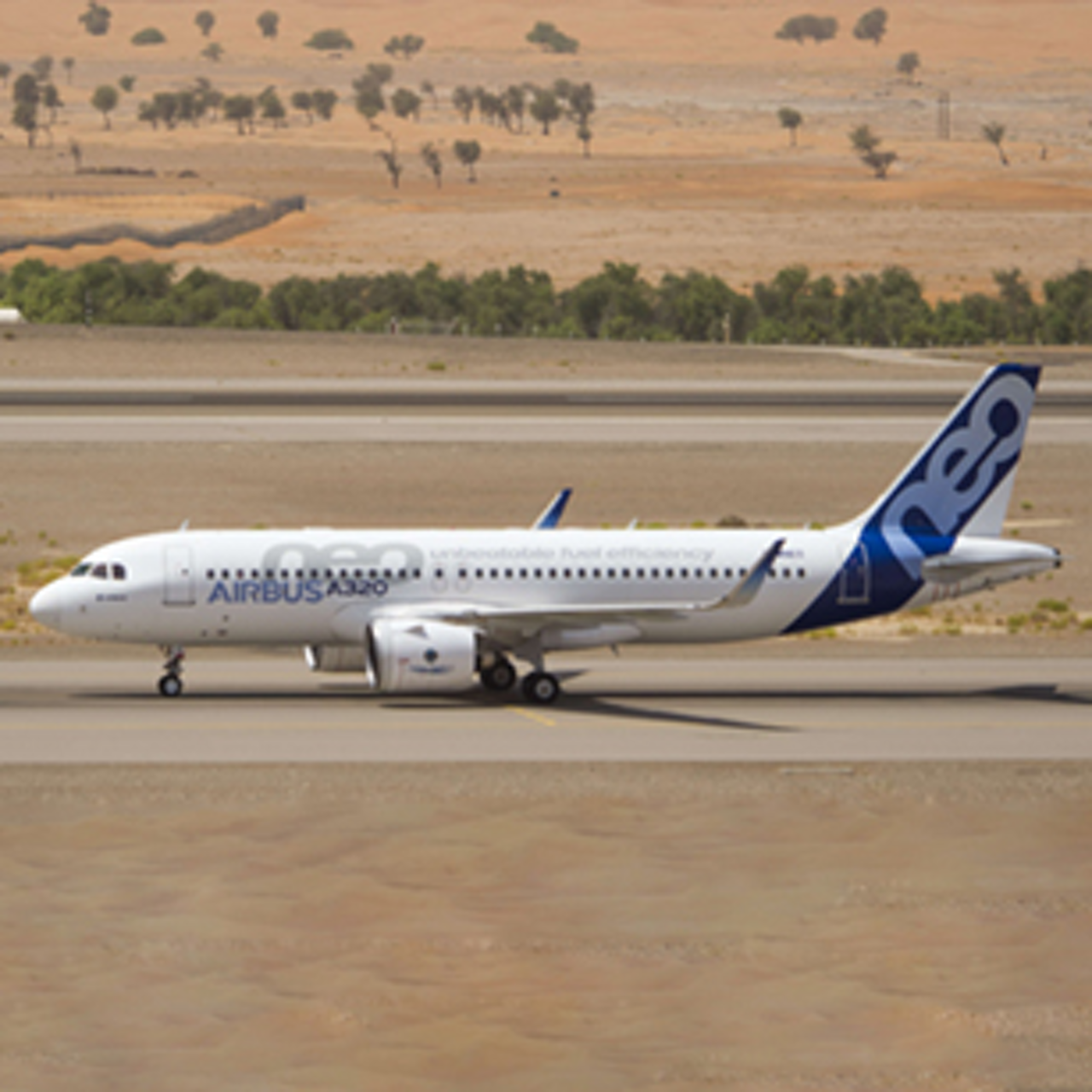 A320 neo Middle East