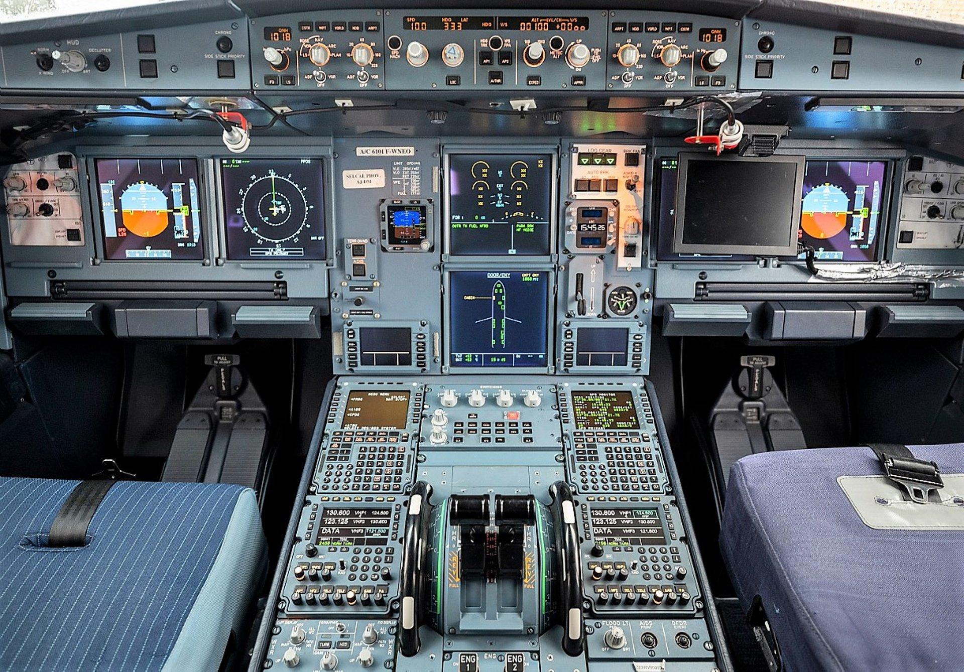 Cockpit Communication New Generation