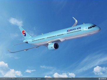 A321 neo Korean Air