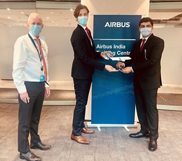 IIA and Airbus Signing Ceremony for ACT for Academy