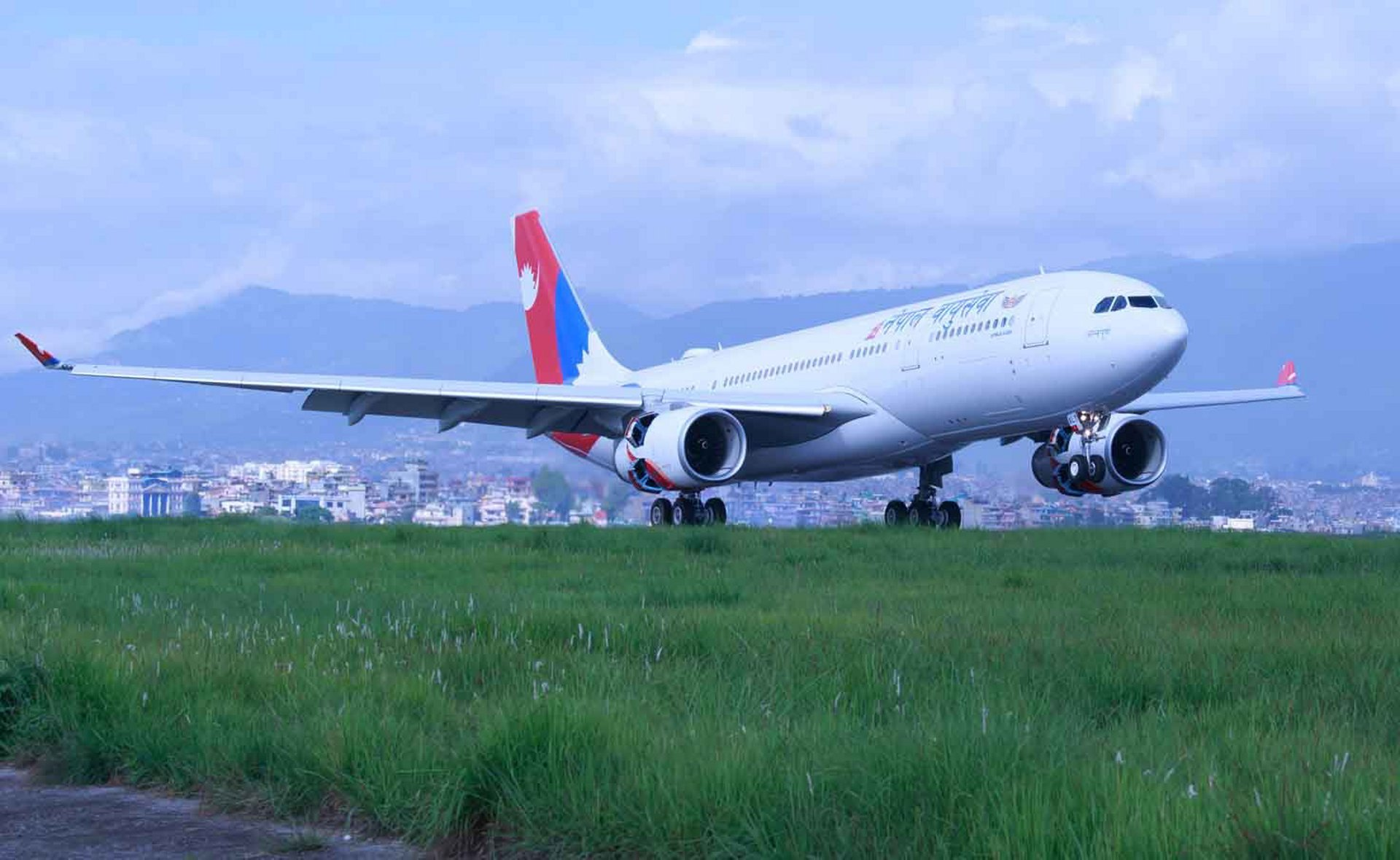 The all-Airbus operator Nepal Airlines signed a deal with NAVBLUE in May 2020 to use N-Flight Planning to optimize their flight operations.