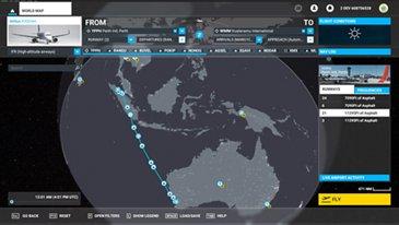 Navblue Microsoft Simulator Airbus