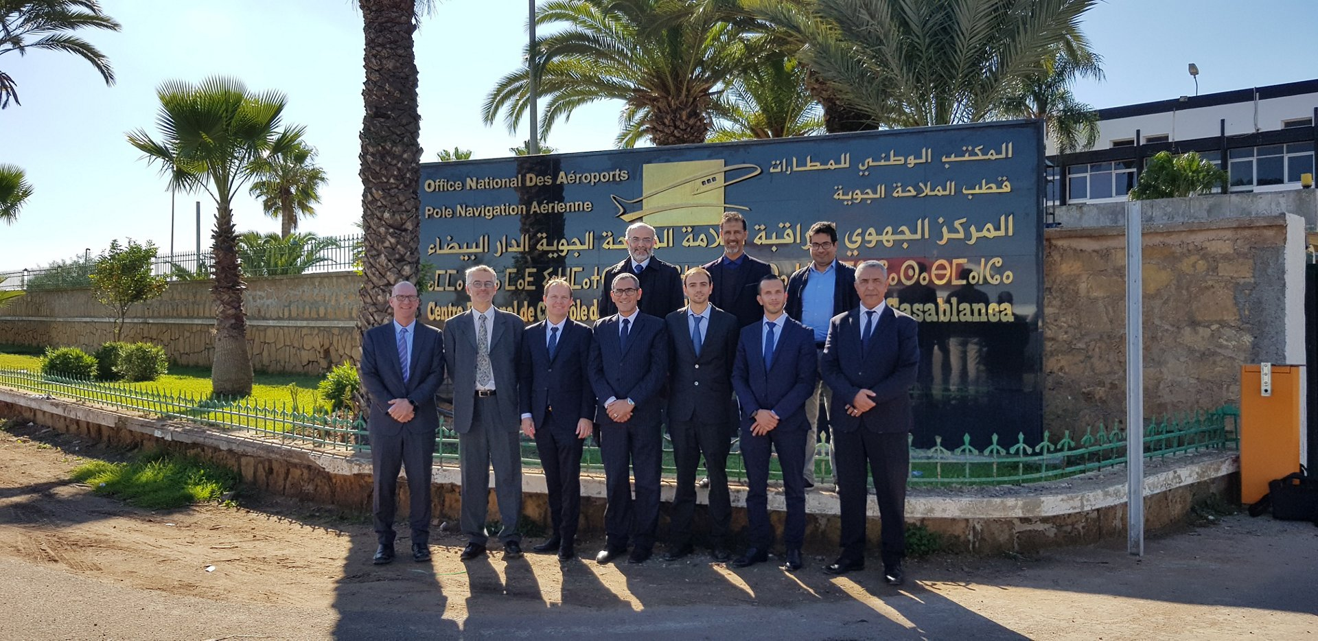 NAVBLUE supports Qatar Airways to deploy PBN in Morocco