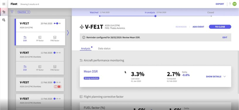 Performance Factor Optimizer Navblue