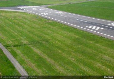 Runway Green