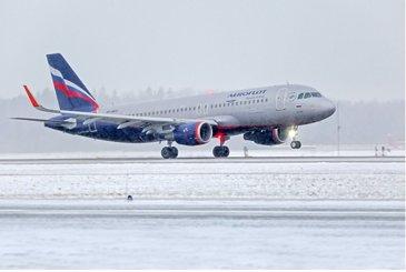 Aeroflot Navblue Bacf