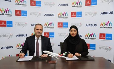 Emirates Group Partners With Airbus Business Academy