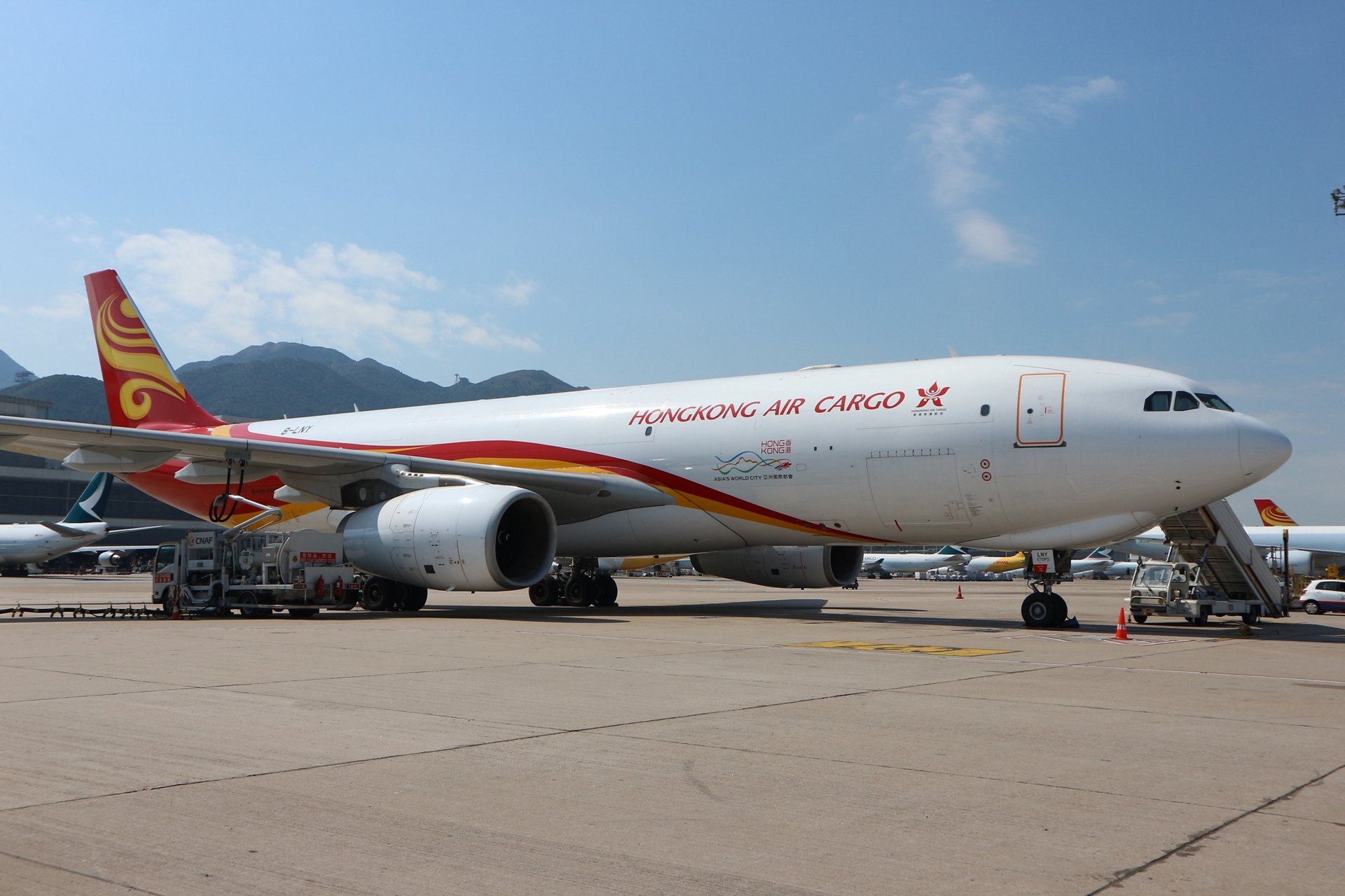 Hong Kong Air Cargo A330-232