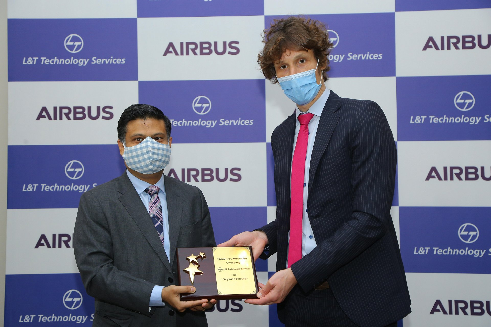 Airbus on-boards L&T Technology Services (L&TTS) as a partner for its Skywise Partner Programme