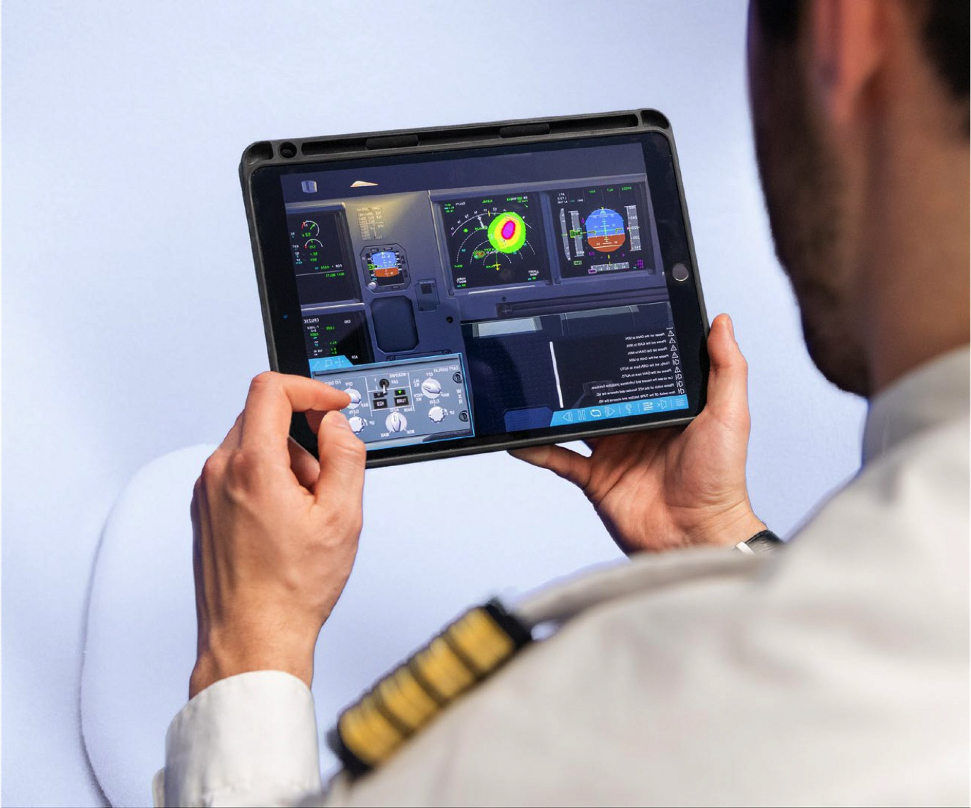 MATe Suite, the training application for your pilots. Train WHERE, WHEN, and HOW you need it.