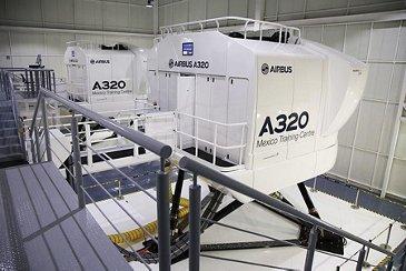 A320 Simulator Mexico Training Centre
