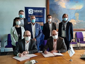 Tarmac Aerosave Airbus Services Contract Extension