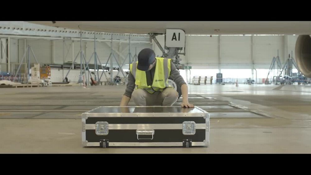 Airbus Advanced Drone Inspection