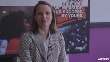 Sonia Dumas, HO Airbus Services Marketing, talks with us about the new Skywise Store and the latest Return to Service app that has been made available.