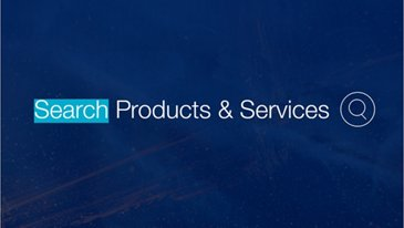Search Products and Services on the Store