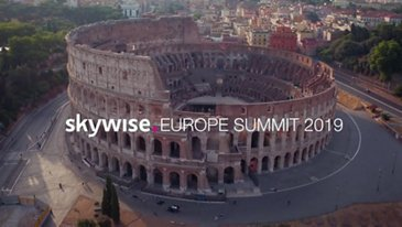 That's a wrap on Skywise Europe Summit 2019