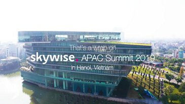 That's a wrap on Skywise APAC Summit 2019