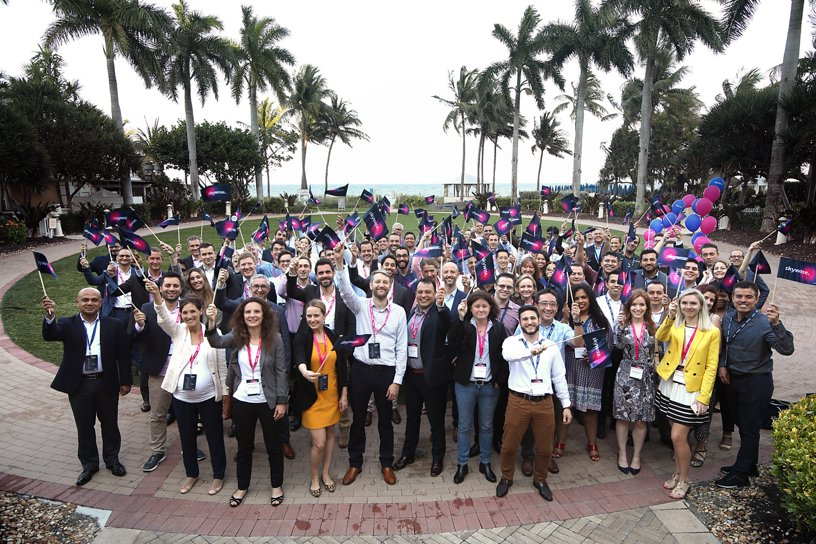 Skywise Americas Summit 2019 Group