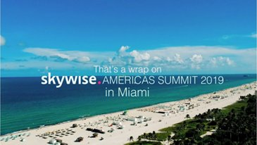 That's a wrap on Skywise Americas Summit 2019