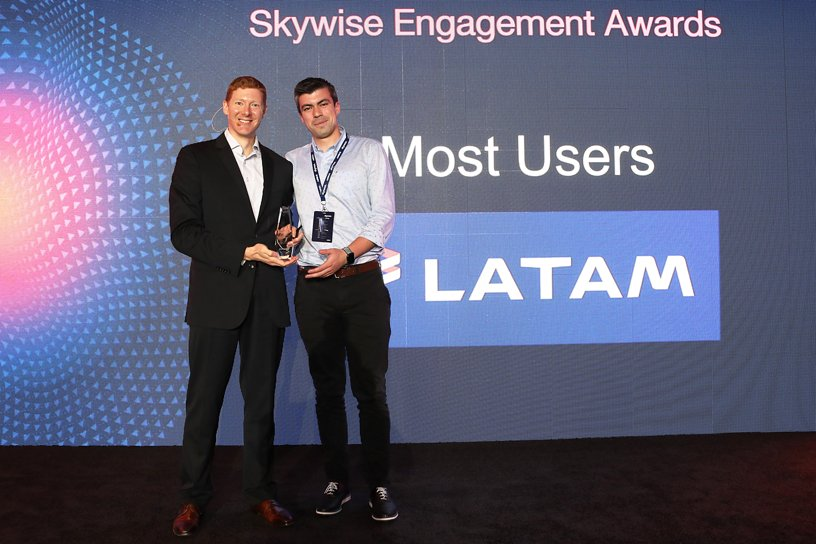 Skywise Americas Summit 2019 LATAM Awards