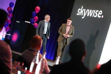 Skywise Americas Summit 2019 Awards Liebherr