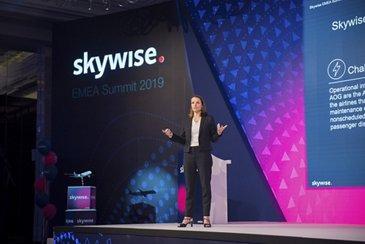 Skywise EMEA Summit 2019 Sonia Dumas