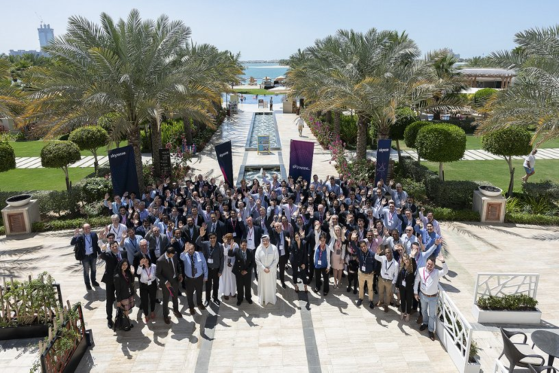 Skywise EMEA Summit 2019 Group