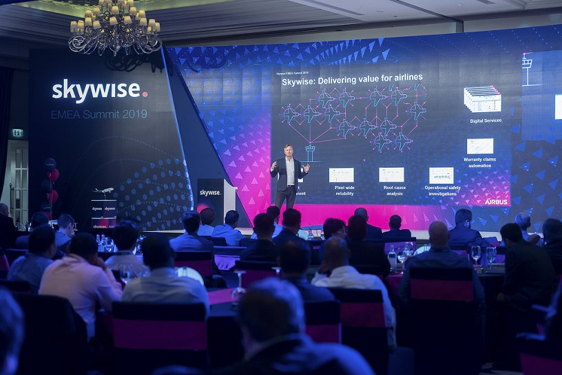Skywise EMEA Summit 2019 Marc Fontaine