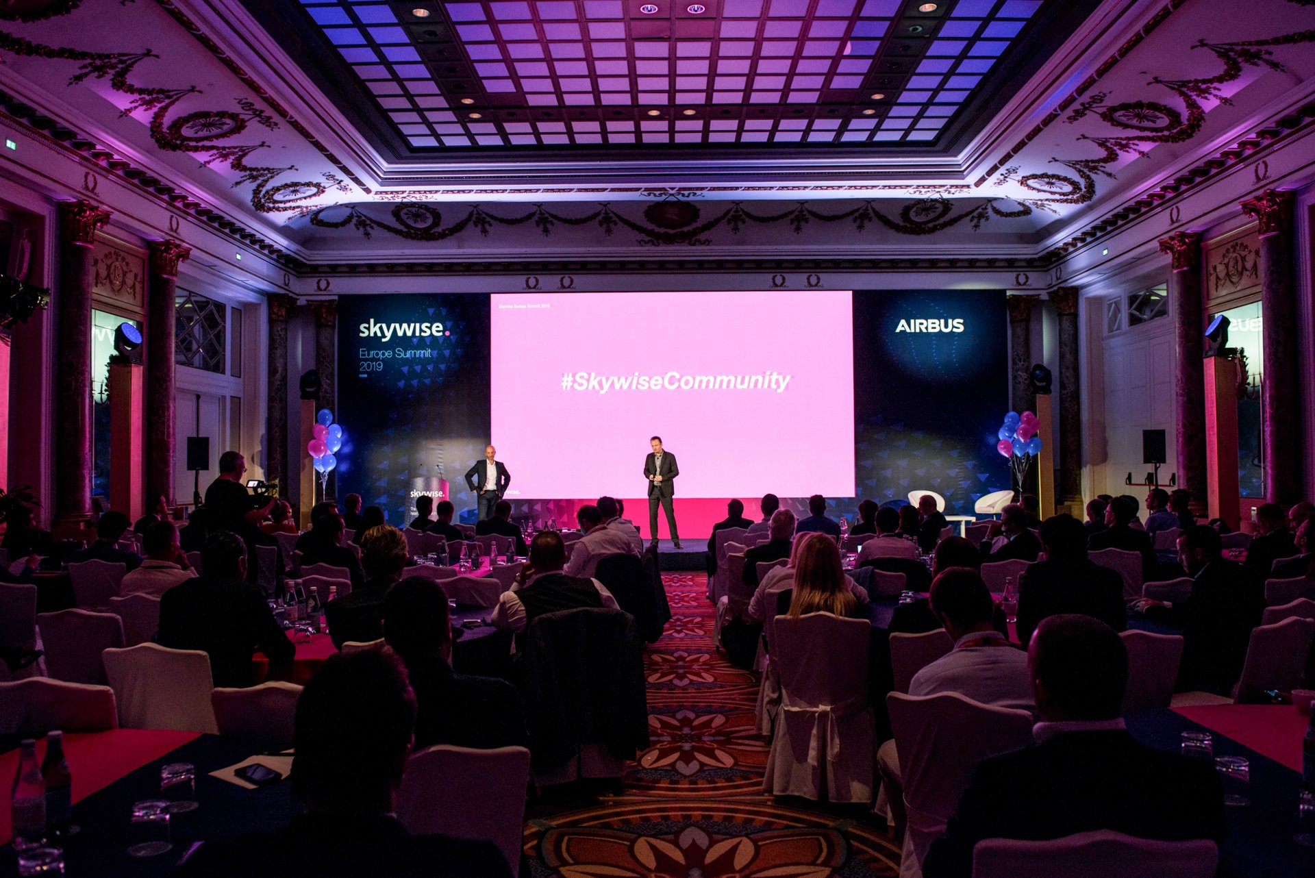 Skywise Europe Summit Rome - October 9-10, 2019