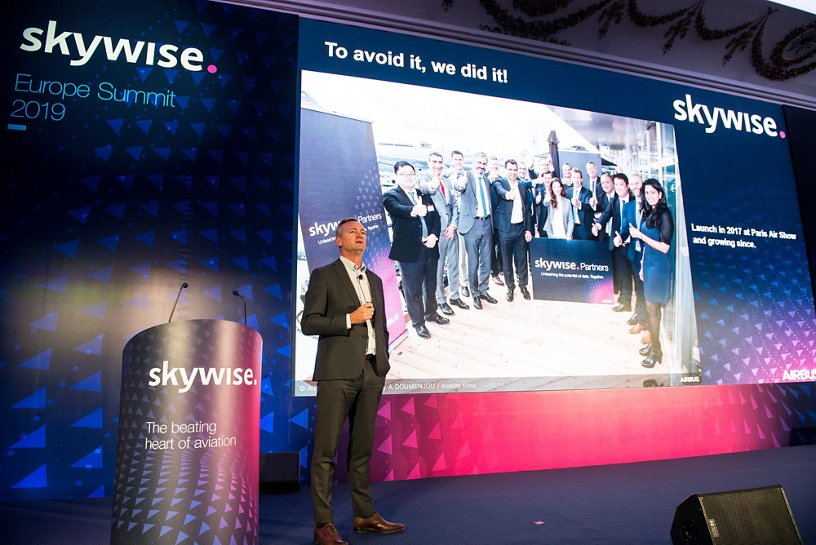 Marc Fontaine, Airbus, Skywise Europe Summit