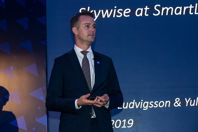 Anders Ludvigsson, Smartlynx, Skywise Europe Summit