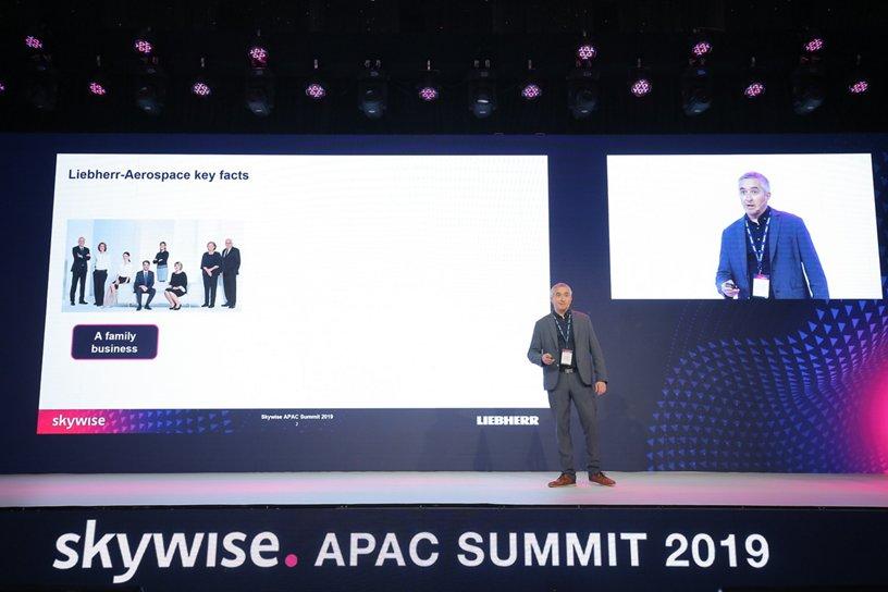 Skywise APAC Summit 2019 - Liebherr Keynote