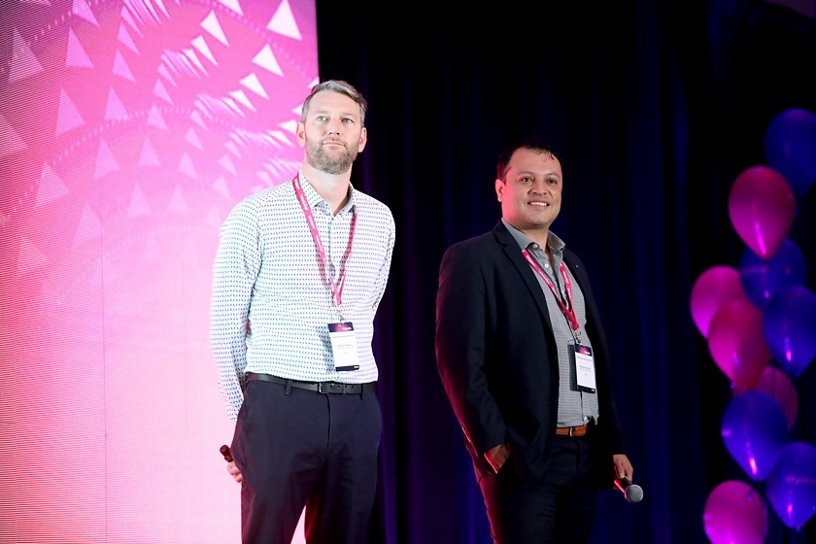 Skywise Americas Summit - Mauricio Arteaga and Stephen Roebuck
