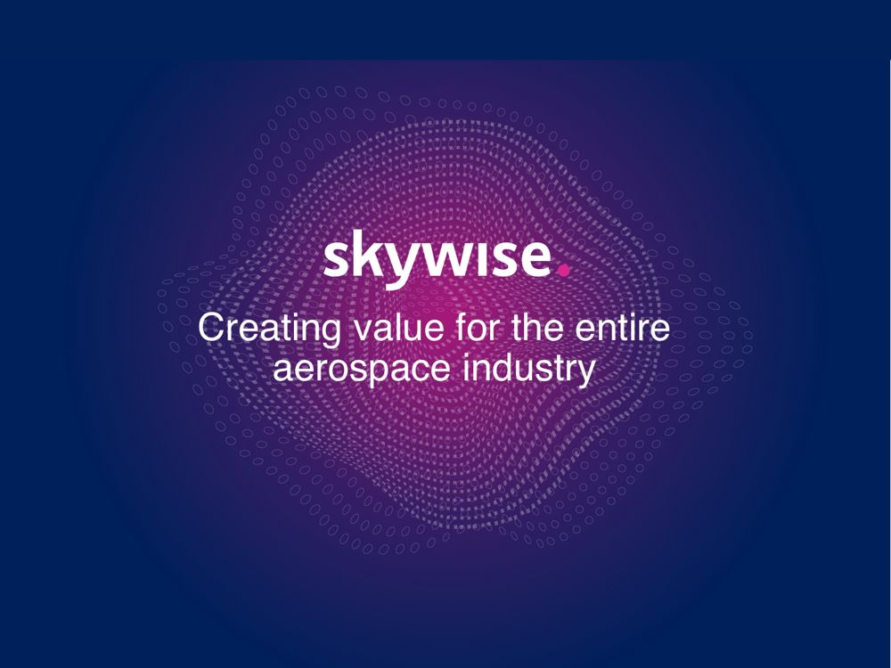 Visit skywise.airbus.com
