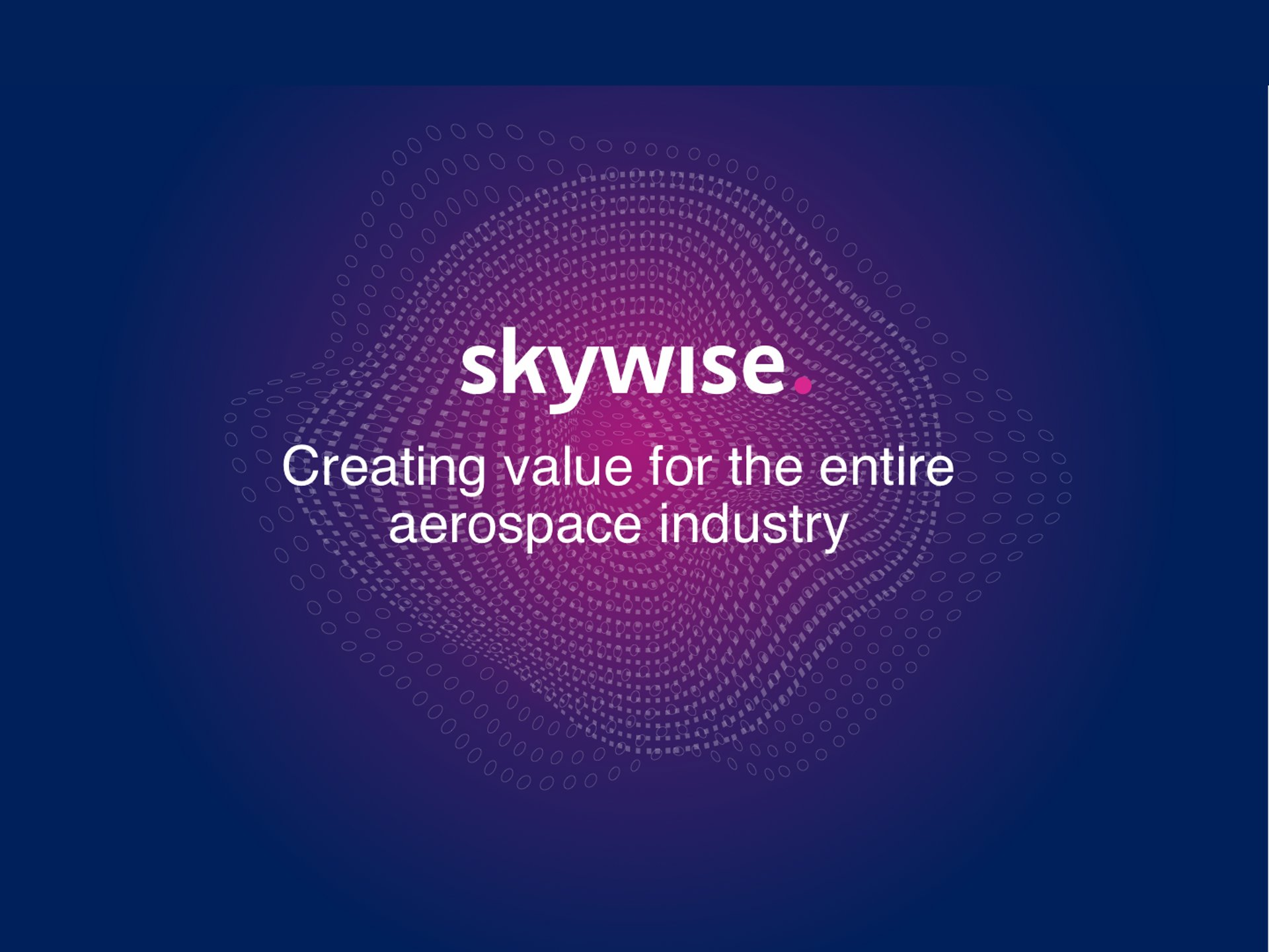 Skywise Creating Value illustration