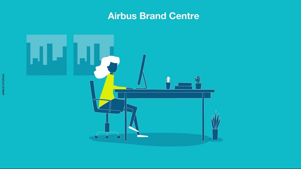 About the Airbus Brand Centre