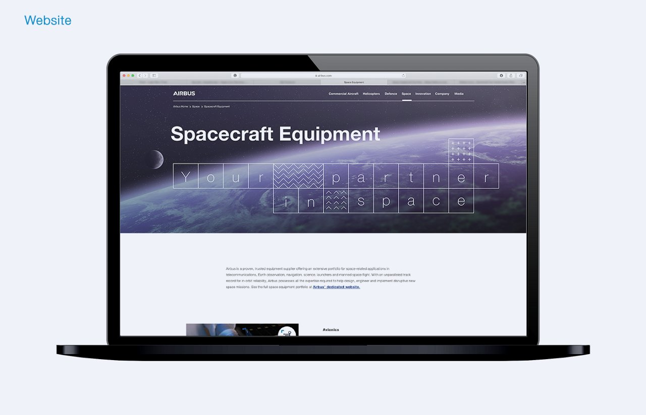19114 AB SpacecraftEquipment Applications Website