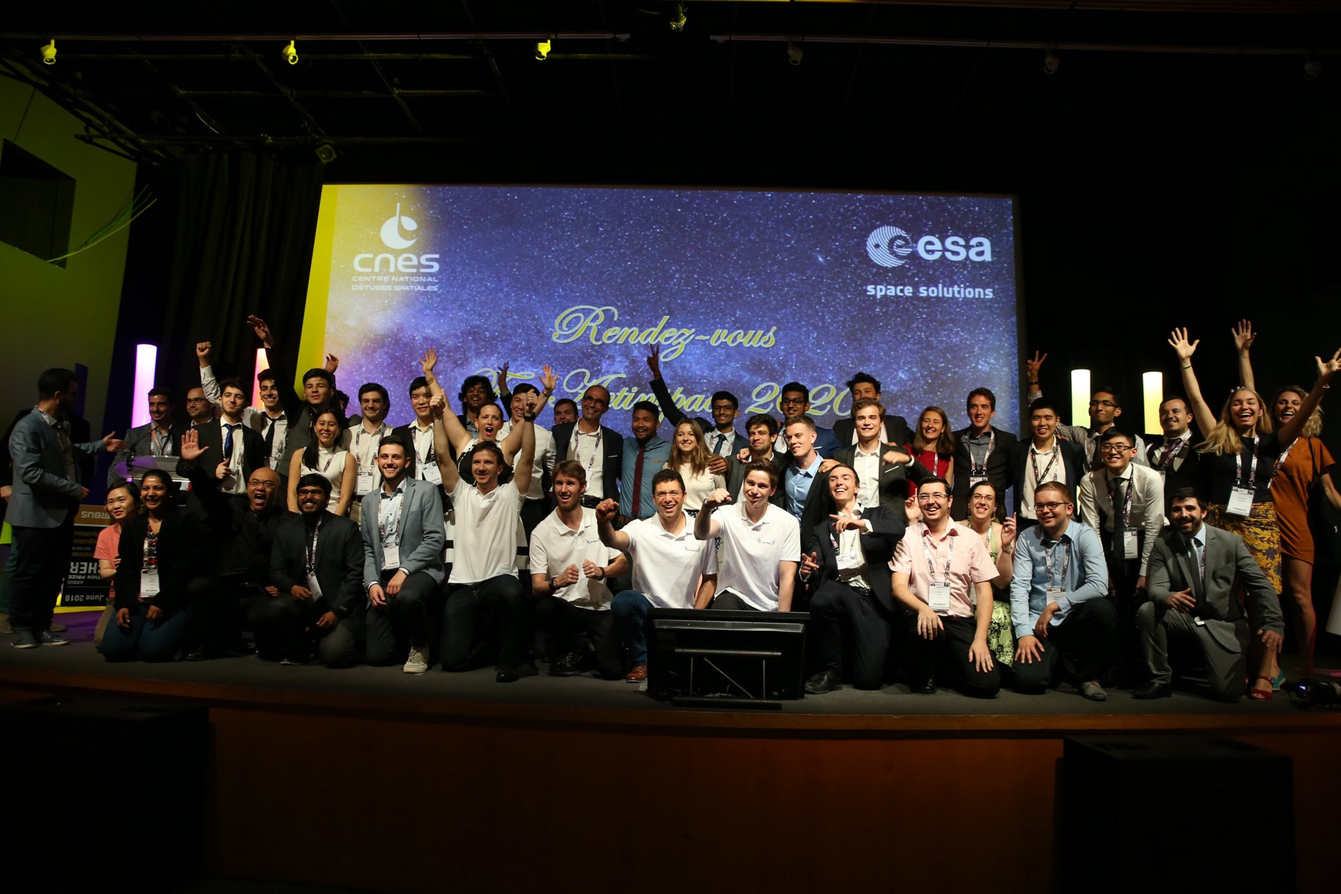 ActInSpace challenge: 2018 winners bring space innovation to Earth!