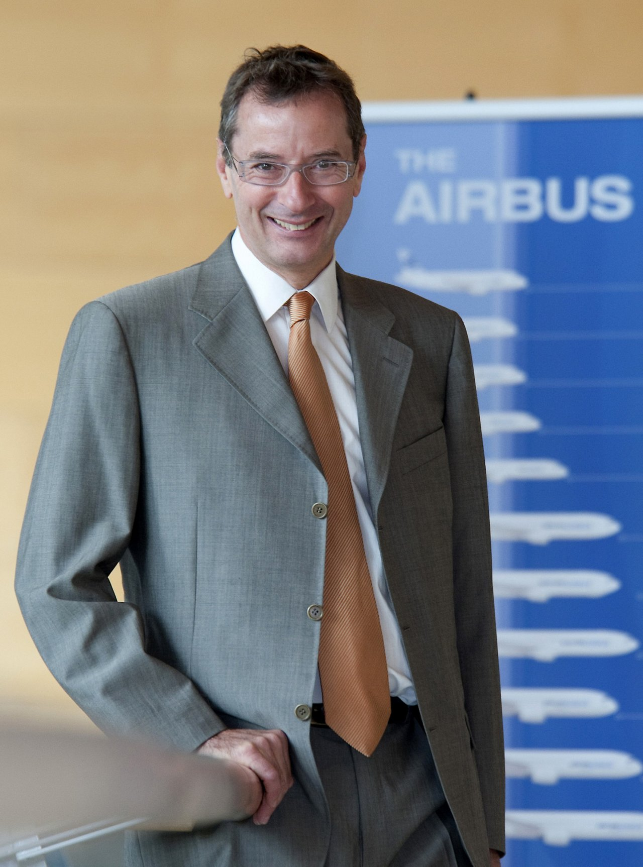 Airbus FYI 2013 - Charles Champion Executive Vice President Engineering at Airbus and FYI 2013 patron